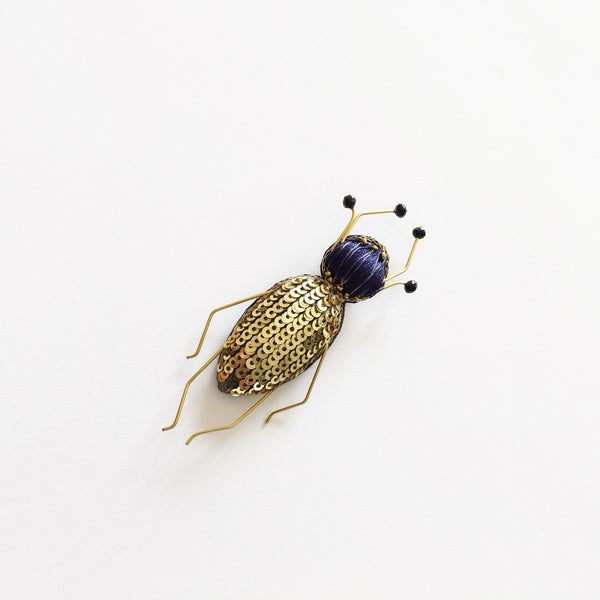 Francis Bug Brooch