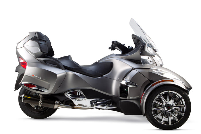 Can-Am Spyder RT S1R Slip-On System (2014-2019) - Two Brothers Racing - TBR