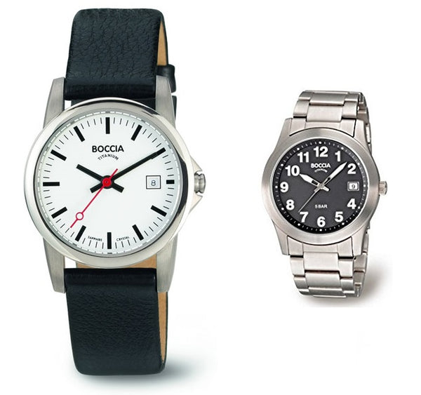 Titanium Watches To Increase Your Style Statement