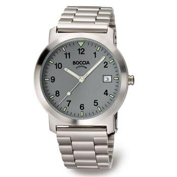 Why Is Boccia The Best Choice In The Titanium Watch Range?