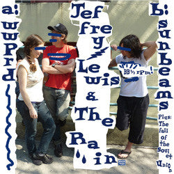 Jeffrey Lewis & The Rain - WWPRD - 7""