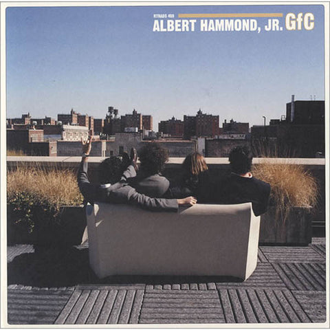 Albert Hammond Jr GFC 7""