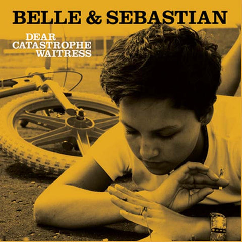 Belle & Sebastian Dear Catastrophe Waitress Re-Issue 12""