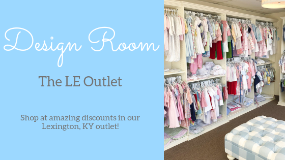 Design Room: The LE Outlet