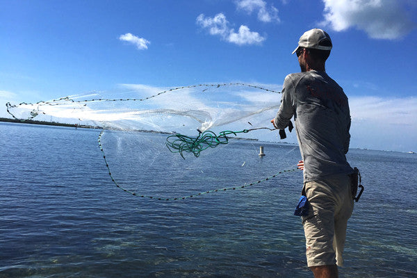 The Do's & Don'ts of Castnetting