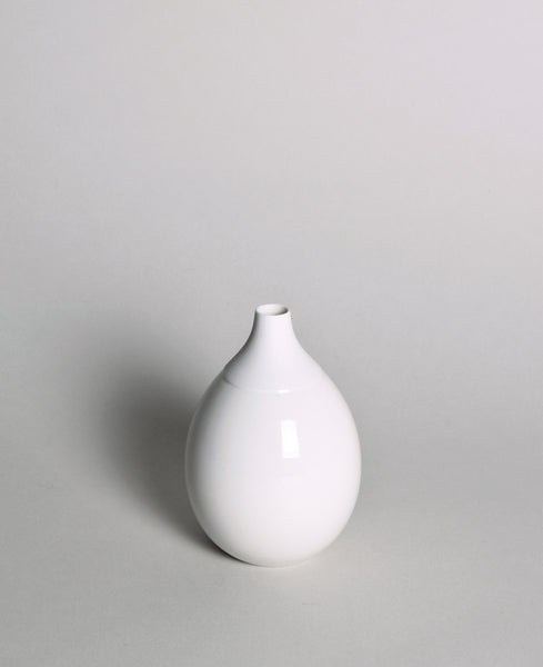 Porzellanvase_farbig_porcelain_vase_colour_white