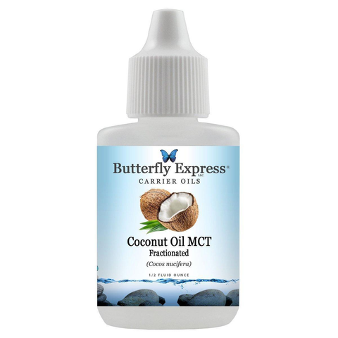 Butterfly Express Fractionated Coconut Oil