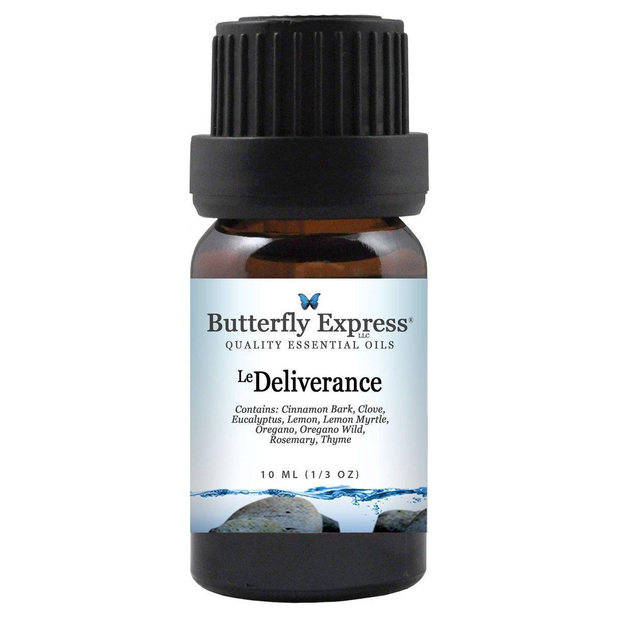 Butterfly Express Le Deliverance Essential Oil