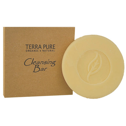 Terra Pure Green Tea Cleansing Bar, 1 oz. | Hotel Size Soap at GuestOutfitters.com