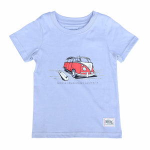 Kids NL Kombi Tee Grey