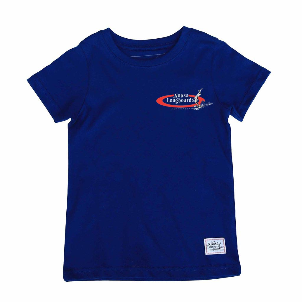 Kids Navy NL Original Tee