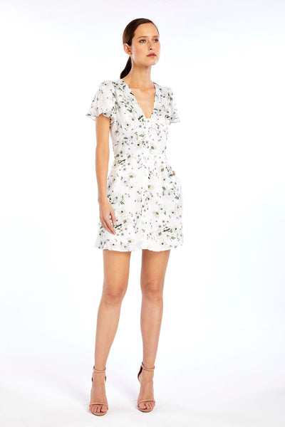 We Are Kindred Frenchie Mini Dress