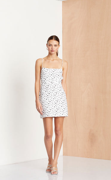 Bec & Bridge Petite Fleur Mini Dress