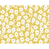 Retro Daisy Wrapping Paper