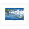 Dartmouth The Quay Framed Print