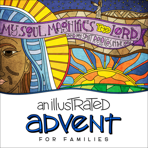 An Illustrated Advent for Families (2017)