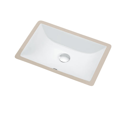 "18"" Rectangular Undermoung Sink"