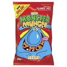 Monster Munch Flamin' Hot