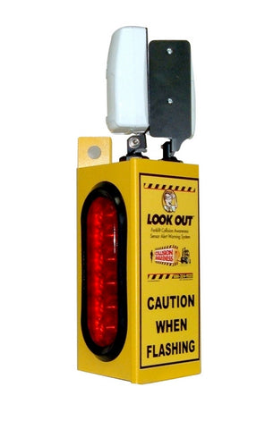 Look-Out Collision Pedestrian Warning System - Forklift Training Safety Products