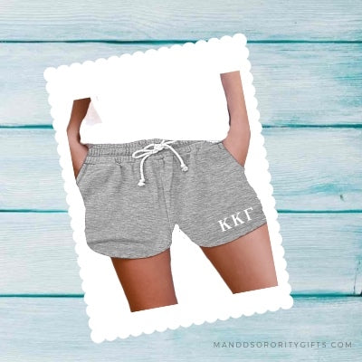 Sorority Shorts Must Have Sorority Summer Basics