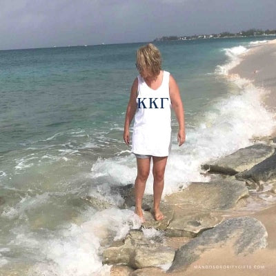 Sorority Tank TopsSorority Summer Must Have Basics