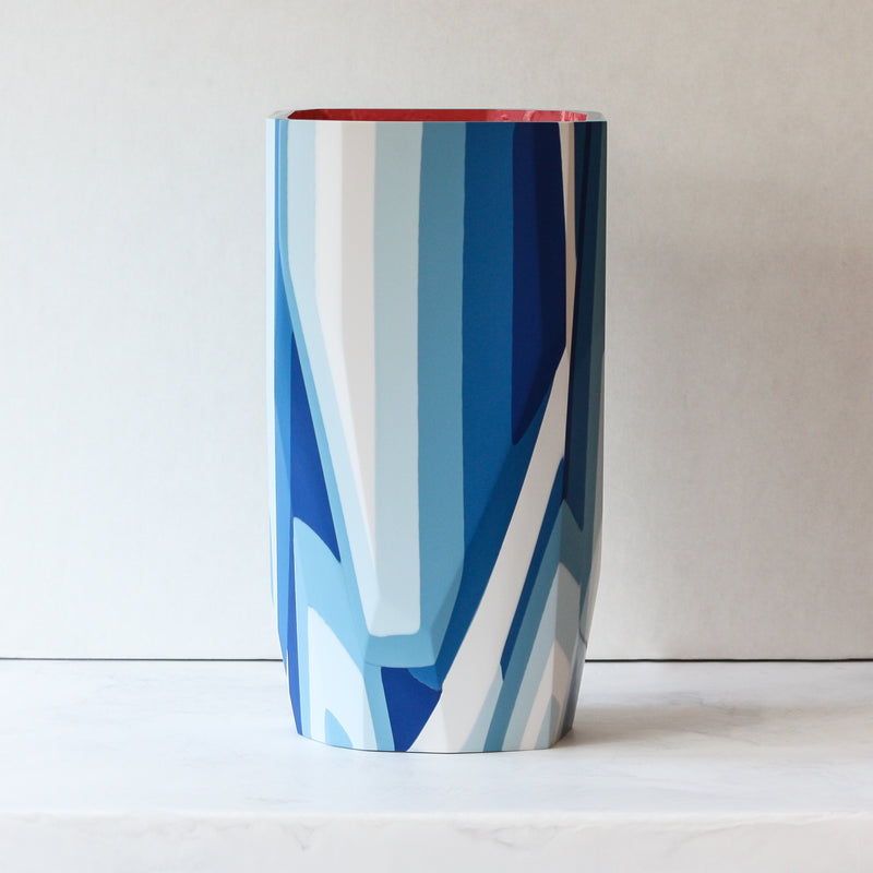 Lands End Vase part of the Anyon and Elyse Graham Blithe Collection