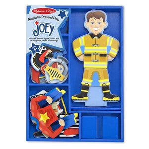Magnetic Pretend Play- Joey