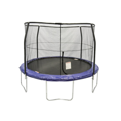 Bazoongi 12' Trampoline and 6-Legs Enclosure