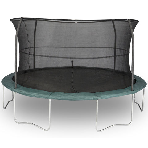 JumpKing 14' Orbounder Trampoline with Enclosure