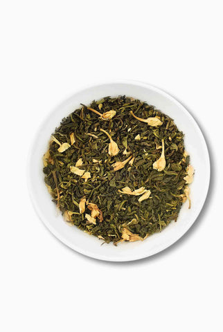 Buy Jasmine Green Tea Online - Fresh Leaf Teas - Teacupsfull, Best Green Tea for weight loss, Best Green Tea brands in India