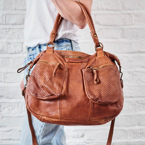 Slouchy Leather Handbag