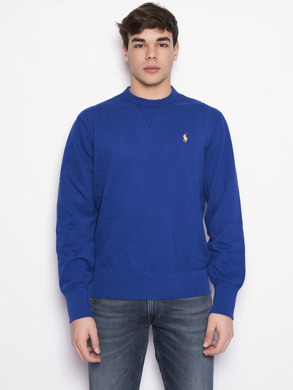 Felpa in misto cotone Royal-Felpa-RALPH LAUREN-TRYME Shop