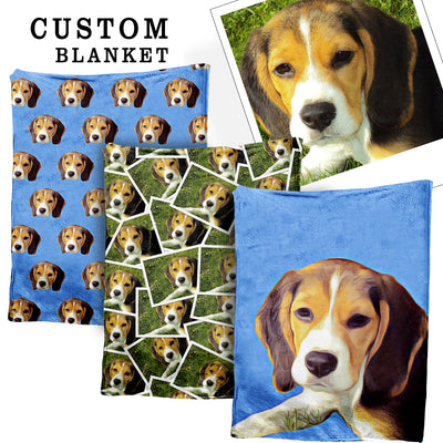 Custom Pet Blanket - Shweeet