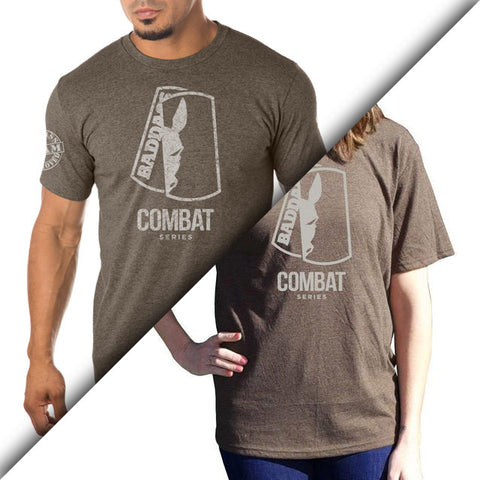 Men/Women Combat Pledge 50/50 Crew