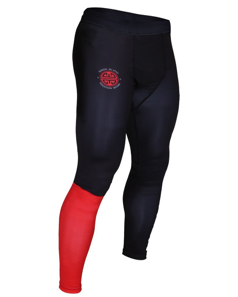 Maeda Red Label Grappling Spats