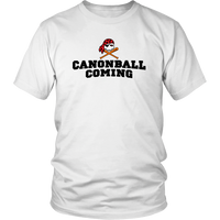 Canonball Coming (T-Shirt)