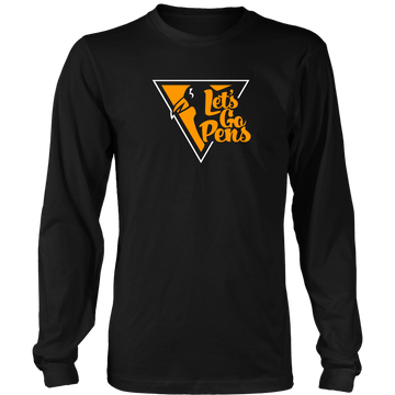 Let's Go Pens (Long Sleeve)
