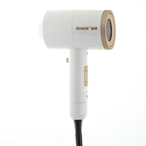 Negative Ionic Hair Dryer With Diffuser & 2 Nozzles - $49.99 - 50% OFF !!