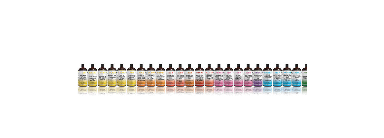 image of all bottles of formulas