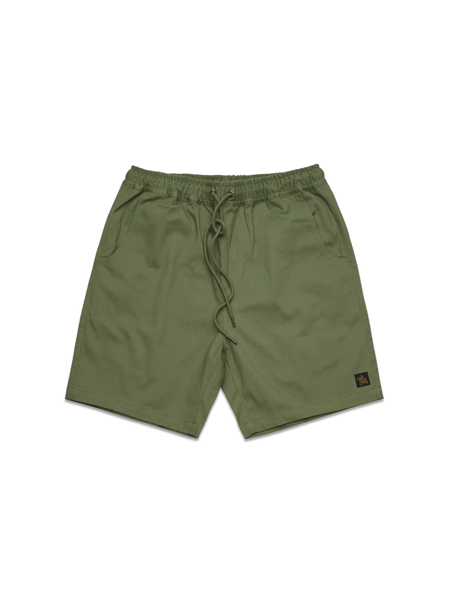 THE WALK SHORTS- ARMY - Tankfarm & Co.