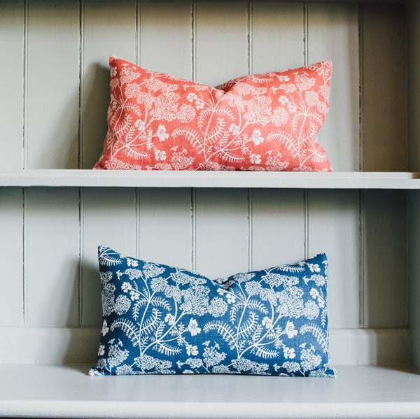 24-31 August 2019, Nicola Cliffe of Madder Cutch & Co, Screen Printing with Natural Dyes - Selvedge Magazine