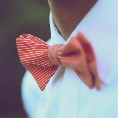 How to make a bow tie - Selvedge Magazine