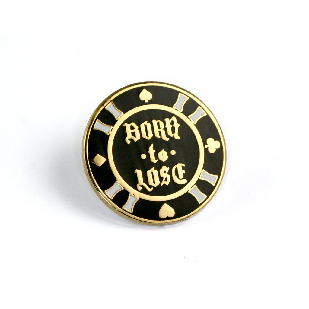 Born to Lose & Live to Win Pin Set