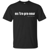 """Entrepreneur"" Paper Chasers T-Shirt"