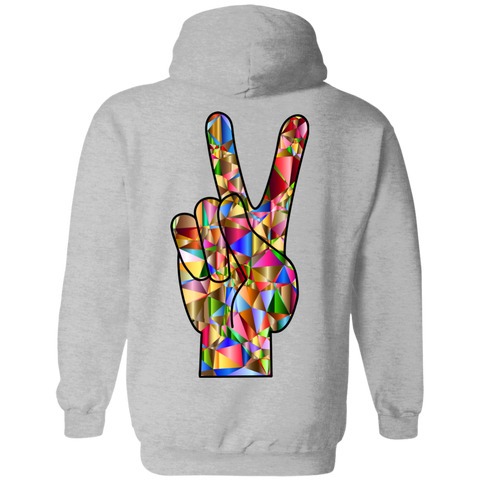 Peace- Dueces Hoodie