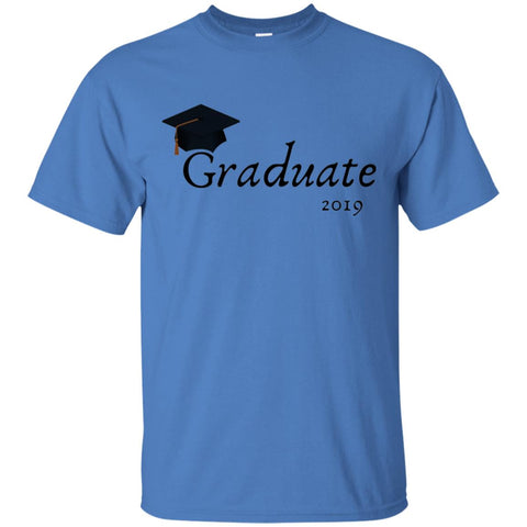 Graduation Royal Blue Tee - Graduate