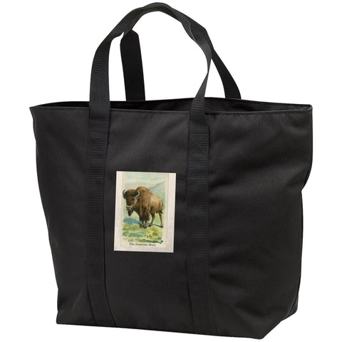 Nature's Print Collection Tote #1