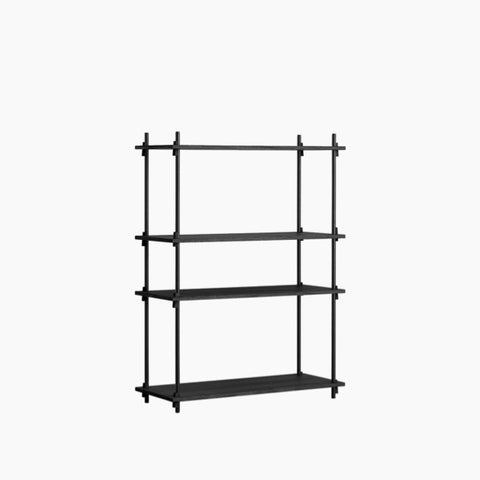 So-Hooked Wall Rack - 30, White