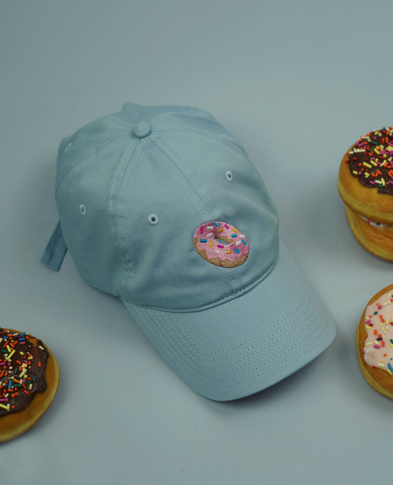 Donut Lover Dad Hat