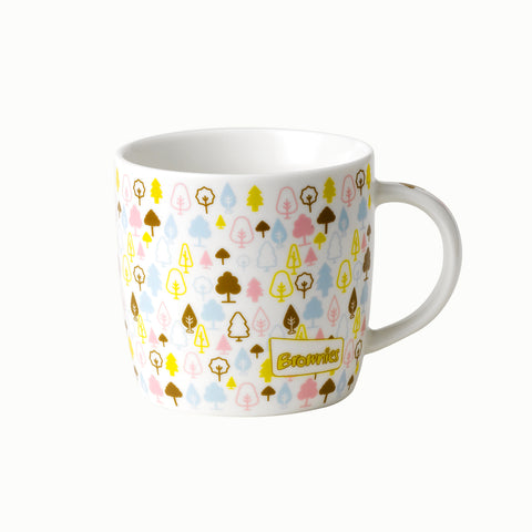 Brownies Tree Mug